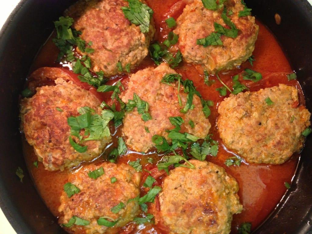 Vietnamese pastured pork stuffed tomatoes fastpaleo for Red boat fish sauce trader joe s