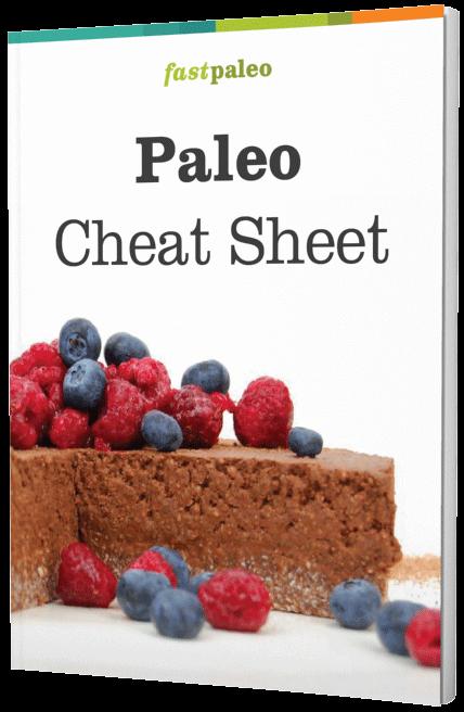 Paleo sheet
