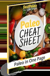 Paleo Cheat Sheet