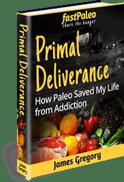 Primal Deliverance by James Gregory